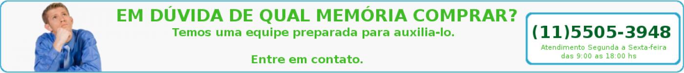 Qual memoria comprar