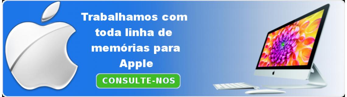Banner memoria Apple