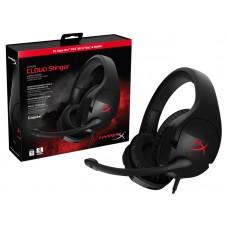 Headset Gamer Kingston HyperX Cloud Stinger - Gaming Headset - Black - HX-HSCS-BK/LA