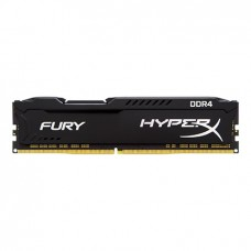 MEMÓRIA HYPERX FURY BLACK DDR4 2933MHz 8GB KINGSTON - HX429C17FB2/8