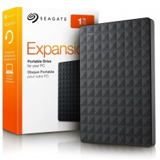 HD Seagate USB 3.0 1TB Preto - STEA1000400