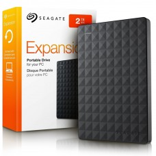 HD Seagate USB 3.0 2TB Preto - STEA2000400