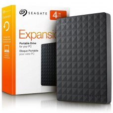 HD Seagate USB 3.0 4TB Preto - STEA4000400