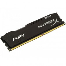 Memória HyperX FURY BLACK DDR4 2133MHz 16GB KINGSTON - HX421C14FB/16