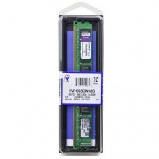 Memória DDR3 1333MHz 8GB KINGSTON - KVR1333D3N9/8G