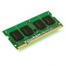 Memória SODIMM DDR3 1066MHz 2GB KINGSTON - KVR1066D3S7/2G