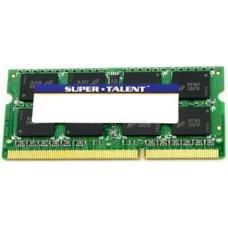 Memória SODIMM DDR3 1333MHz 4GB SUPER*TALENT - W1333SB4GS