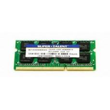 Memória SODIMM DDR3 1333MHz 4GB SUPER*TALENT - W1333SB4GV