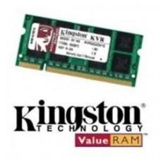 Memória SODIMM DDR3 1066MHz 4GB KINGSTON - KVR1066D3S7/4G