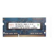 Memória SODIMM DDR3 1333MHz 2GB HYNIX - HMT325S6BFR8C