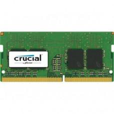 Memória SODIMM DDR4 2133MHz 8GB CRUCIAL - CT8G4SFS8213