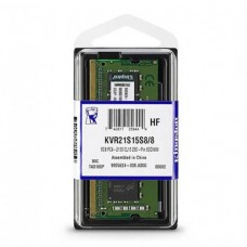Memória SODIMM DDR4 2133MHz 8GB KINGSTON - KVR21S15S8/8