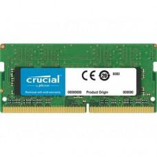 Memória SODIMM DDR4 2400MHz 8GB CRUCIAL - CT8G4SFD824A