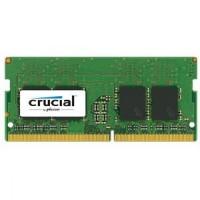 Memória SODIMM DDR4 2400MHz 8GB CRUCIAL - CT8G4SFS824A