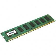 Memória DDR2 ECC 800MHz 2GB CRUCIAL - MT18HTF25672AZ
