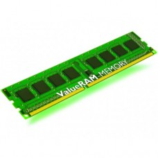 Memória DDR3 ECC 1066MHz 2GB KINGSTON - KVR1066D3E7/2G
