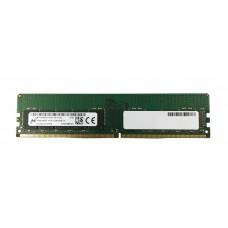 Memória DDR4 ECC 2133MHz 16GB MICRON - MTA18ASF2G72AZ-2G1