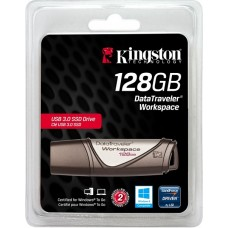 Pen drive 128GB DataTraveler Workspace KINGSTON - DTWS/128GB