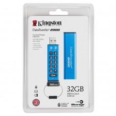 Pen drive 32GB Keypad KINGSTON - DT2000/32GB