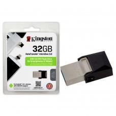 Pen drive 32GB Micro Duo 3.0 KINGSTON - DTDUO3/32GB