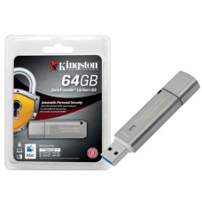 Pen drive 64GB DataTraveler Locker+ G3 KINGSTON - DTLPG3/64GB