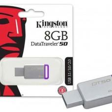 Pen drive 8GB KINGSTON - DT50/8GB
