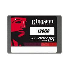 SSD 120GB V300 com kit de instalação Kingston - SV300S3N7A/120G