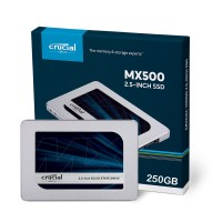 SSD 250GB MX500 Crucial - CT250MX500SSD1