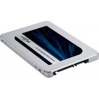 SSD 2TB MX500 Crucial - CT2000MX500SSD1