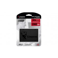 SSD 240GB A400 KINGSTON - SA400S37/240G