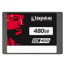 SSD SERVIDOR 480G DC400 Kingston - SEDC400S37/480G