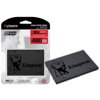 SSD 480GB A400 KINGSTON - SA400S37/480G