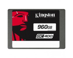 SSD SERVIDOR 960G DC400 Kingston - SEDC400S37/960G