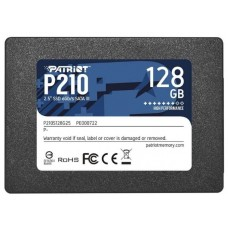 SSD 128GB P210 SATA 3 PATRIOT - P210S128G25