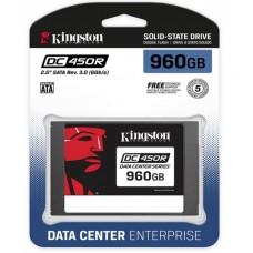 SSD DATA CENTER ENTERPRISE 960GB DC450R KINGSTON - SEDC450R/960G